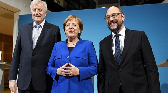 Almanyada hükümet kurma süreci