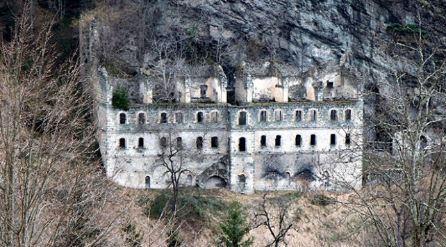 Vazelon Manastırı turizme kazandırılacak