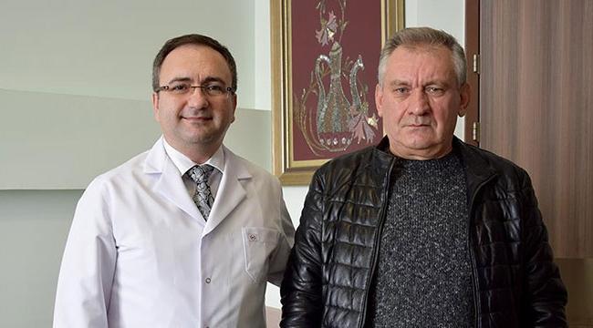 """Türk doktor """"Tuğcu Bakırköy Tekniği"""" ile tıp literatürüne girdi"""