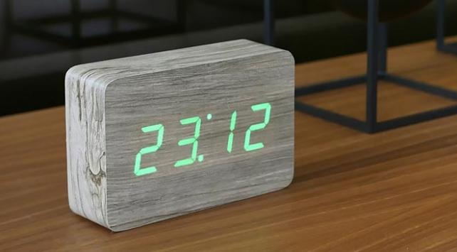 Avrupada elektronik saatler 6 dakika geri kaldı