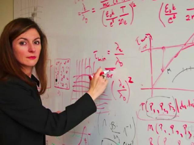 Türk bilim kadınları bilime yön veriyor