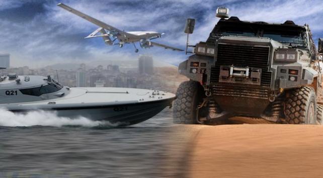 Türk zırhlıları, İHA ve botlar, Katarda görücüye çıkıyor