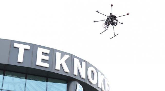 Sakaryadan Bangladeşe drone ihracatı