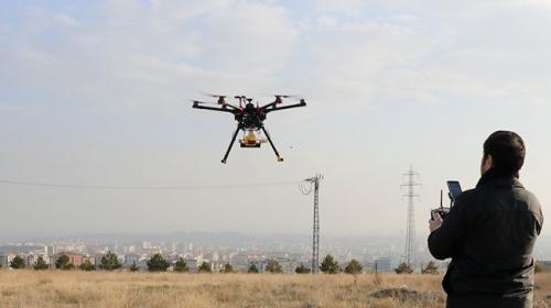 Türk mühendisler tarımsal verimliliği artıracak TİHA tasarladı
