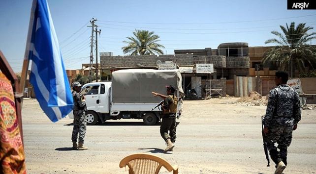 Kerkükte Irak Türkmen Cephesi bürosuna roketatarlı saldırı