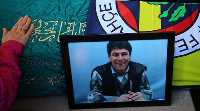 Usta oyuncu Ercan Yazgan İstanbulda son yolculuğuna uğurlandı