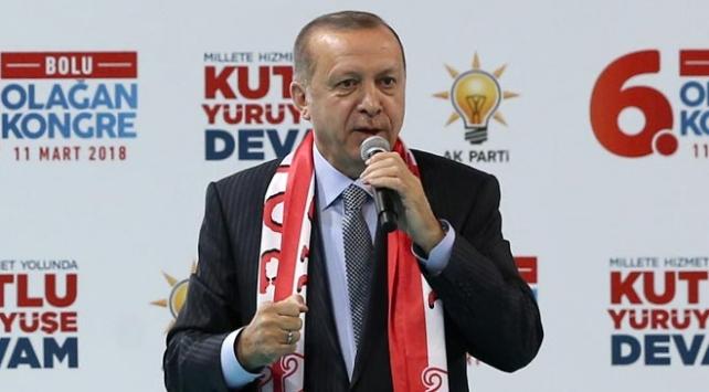 Cumhurbaşkanı Erdoğan: NATO ne zaman bizim yanımızda yer alacaksın?