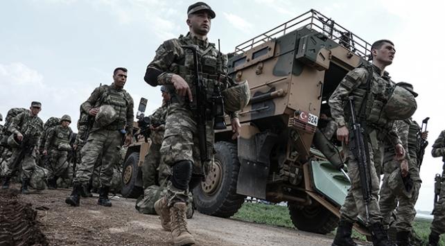 Zeytin Dalı Harekatında 3347 terörist etkisiz hale getirildi