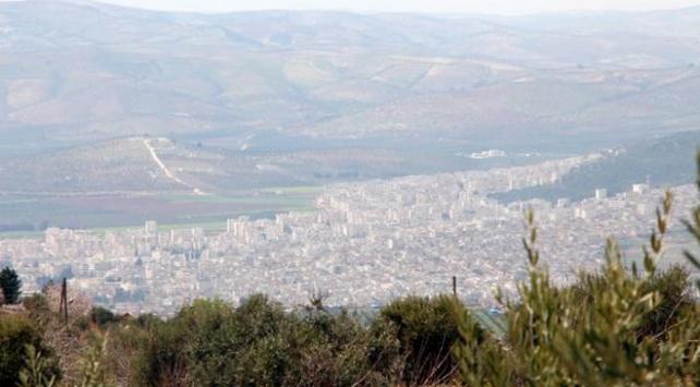 TRT Haber üç koldan kuşatılan Afrinde