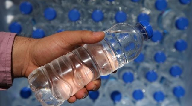 4 litre suyun 1 litresini İngilizler içti