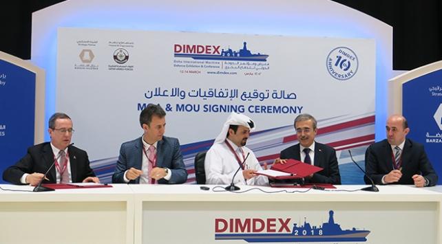 """ASELSANdan Katarda """"şimşek"""" ortaklığı"""