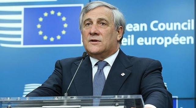 AP Başkanı Antonio Tajani: Suriyede insanlık yok oluyor