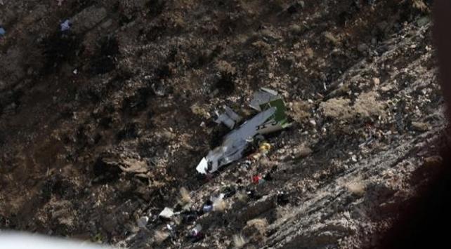 İran, düşen Türk uçağıyla ilgili iddiayı yalanladı