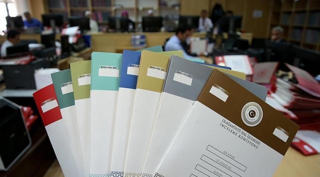 OHAL Komisyonuna 108 bin 100 başvuru yapıldı