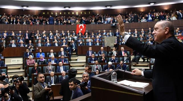 AK Parti Grup Toplantısı iptal edildi