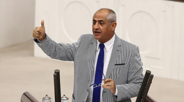 CHP Milletvekili Musa Çama 3 birleşim ceza