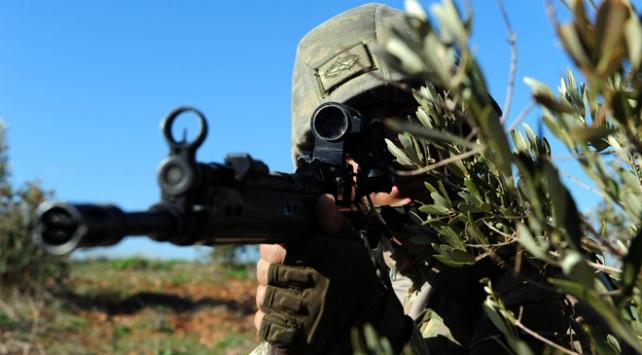 Zeytin Dalı Harekatında 3393 terörist etkisiz hale getirildi