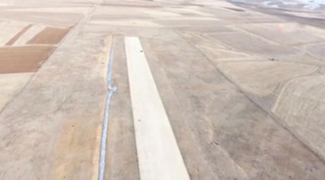 Gümüşhane-Bayburt Salyazı Havalimanının ihalesi gerçekleşti