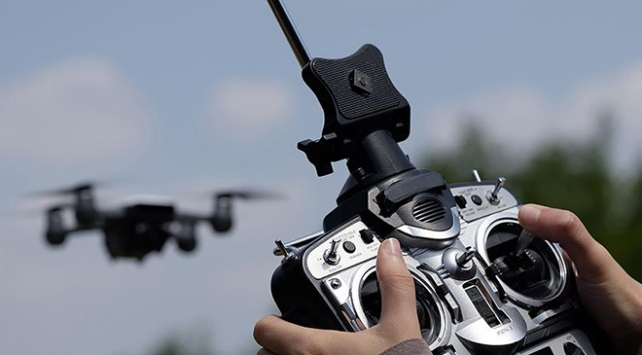 İrandan Iraka drone ile uyuşturucu kaçakçılığı