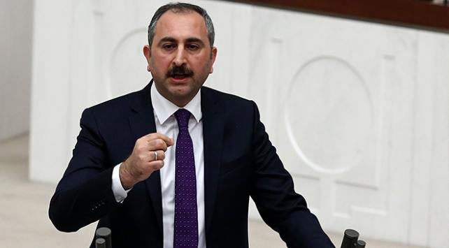 """Adalet Bakanı Gülden """"Seçim İttifakı"""" paylaşımı"""