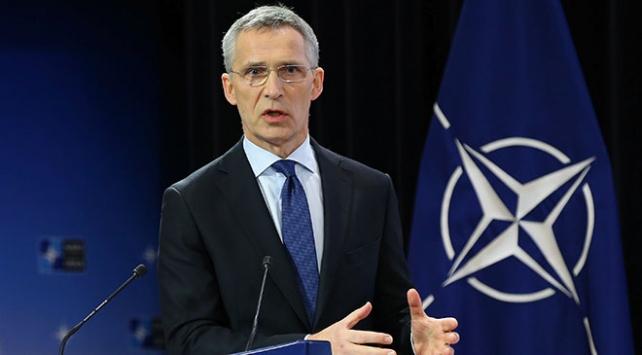 NATO Genel Sekreteri: Türkiyeye sağladığı destekten dolayı minnettarız