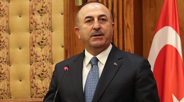 Bakan Çavuşoğlu: YPG çekilecek, ABD ve Türk askerleri olacak