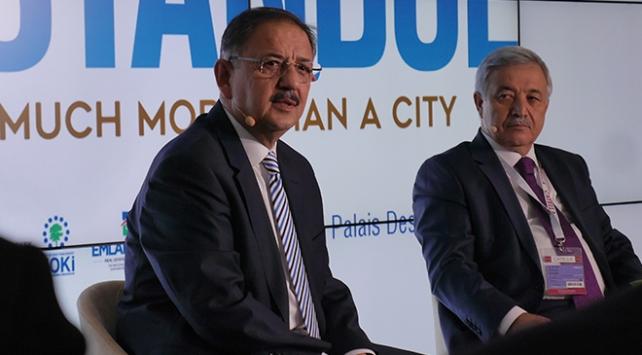 Çevre ve Şehircilik Bakanı Mehmet Özhaseki: Mazlumların geri dönmesi için çalışıyoruz