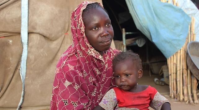 Sudanda 5 milyondan fazla kişi yardıma muhtaç