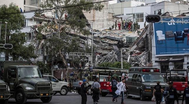 Meksikada geçen yıl 26 bin deprem oldu