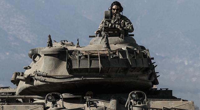 Zeytin Dalı Harekatında 3444 terörist etkisiz hale getirildi