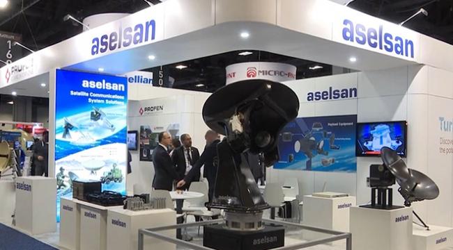 Türk uydu şirketleri Washingtonda görücüye çıktı