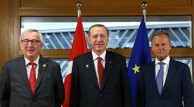 Türkiye-AB Zirvesine doğru