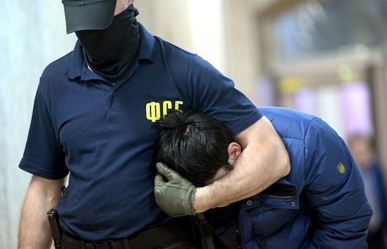 Rusyanın başkenti Moskovada DEAŞ operasyonu