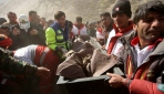 İranda düşen uçakta hayatını kaybedenler Türkiyeye getirildi
