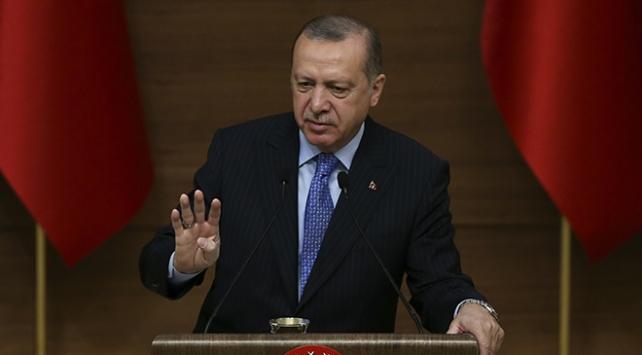 Cumhurbaşkanı Erdoğan: Temenni ederim kuşatma çemberi akşama kadar tamamlanır