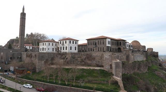 Diyarbakırda hedef 1 milyon turist