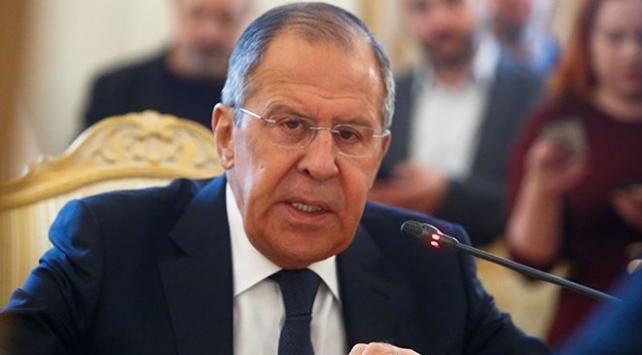 Lavrov: ABD, Suriyenin parçalanması için çeşitli yöntemlere başvuruyor