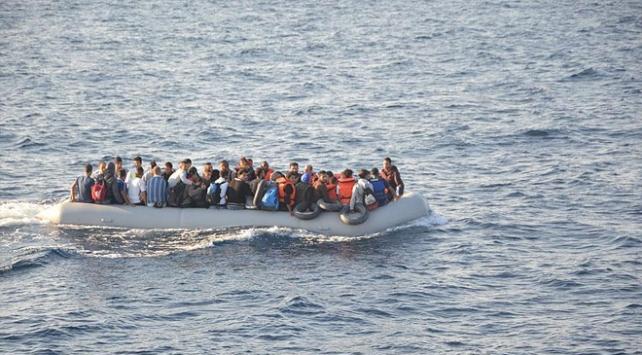 Avrupaya denizden yasa dışı geçişler yüzde 97 azaldı