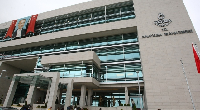 CHPden Anayasa Mahkemesine başvuru