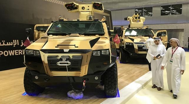 """Türkiyenin yeni zırhlısı """"NMS"""" dünyaya açıldı"""