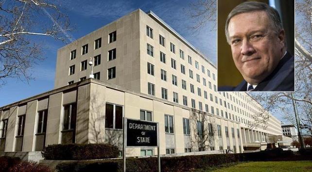 ABD Dışişleri Bakanlığında Pompeo dönemi başlıyor