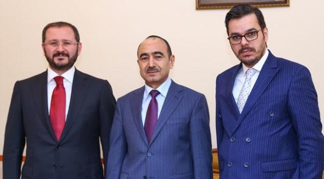Azerbaycan Cumhurbaşkanı Yardımcısı Hasanov: Afrin operasyonu Türkiyenin haklı mücadelesidir