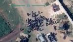 YPG/PKK sivillerin önünü hendek kazarak kesmek istedi