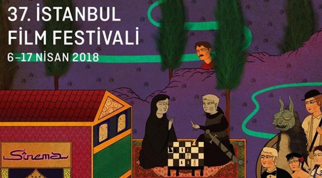 37. İstanbul Film Festivalinde geri sayım başladı