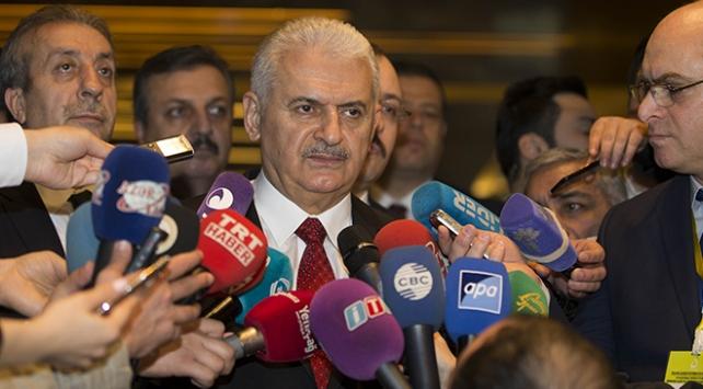 Başbakan Yıldırım: Azerbaycana tehdit olursa mutlaka karşılığı olur