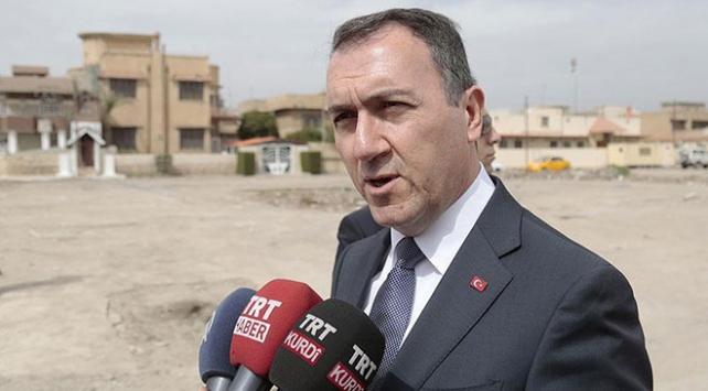 Türkiyenin Bağdat Büyükelçisi Yıldız: Türkiye, Musulda başkonsolosluğu ile yeniden var olacak