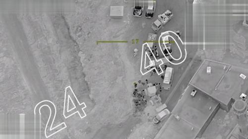 Afrin halkı teröristlerin barikatını kazma-küreklerle yıktı