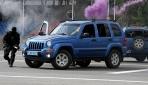 Jandarmanın anti terör sürüşleri aksiyon filmlerini aratmadı
