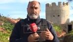 Afrindeki terör kulelerini TRT Haber görüntüledi