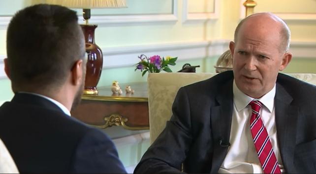 İngiltere Büyükelçisi ilk röportajını TRT Habere verdi